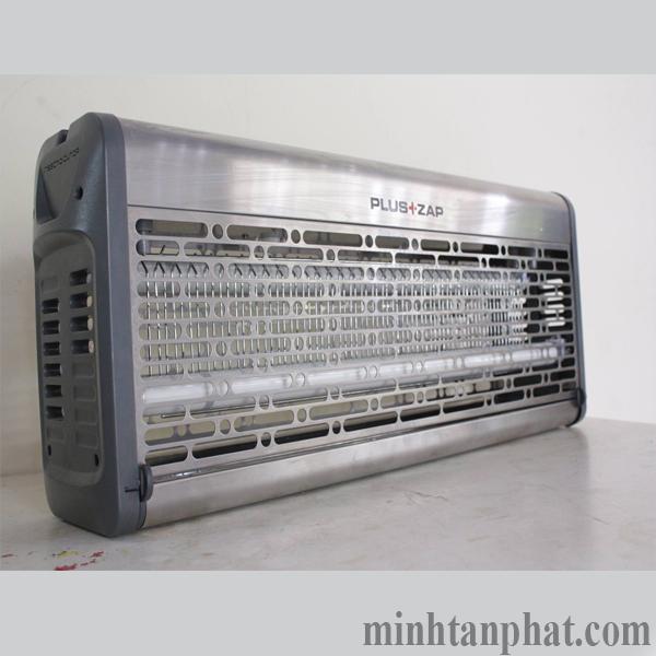 đèn diệt côn trùng pluszap ze40s inox