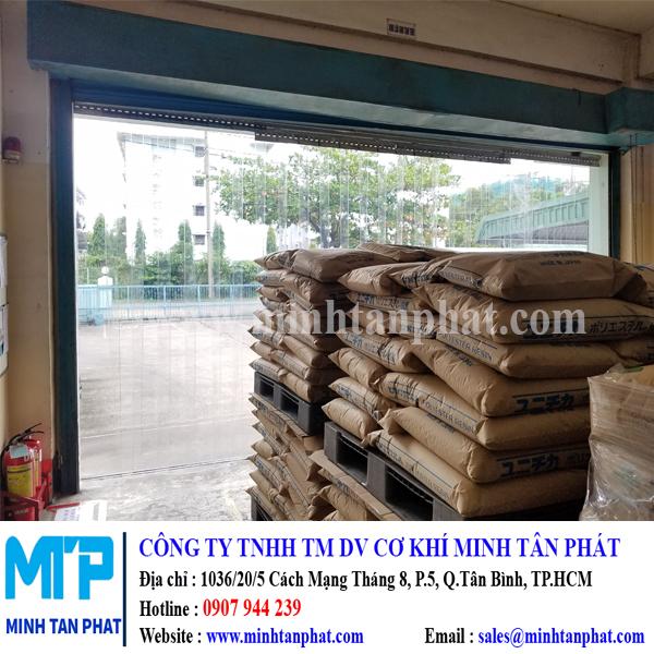Minh Tân Phát chuyên cung cấp màn nhựa pvc ngăn hơi lạnh