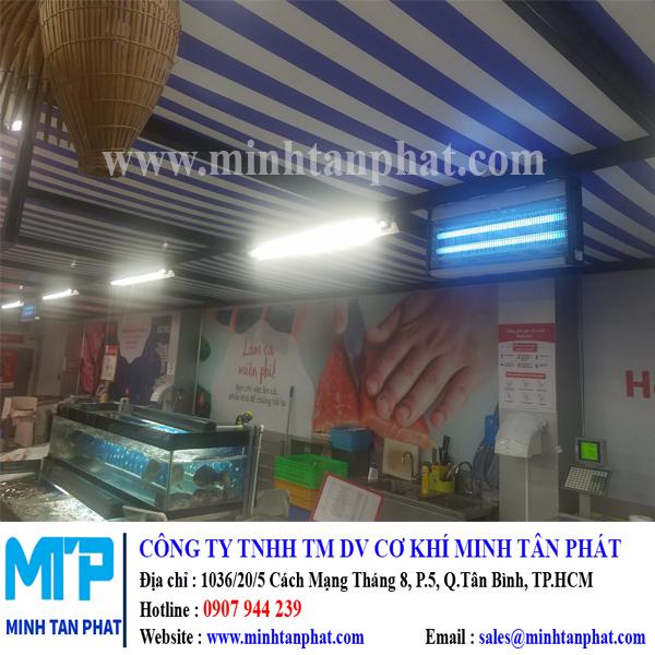 Cung cấp đèn diệt côn trùng navilight cho siêu thị ở HCM