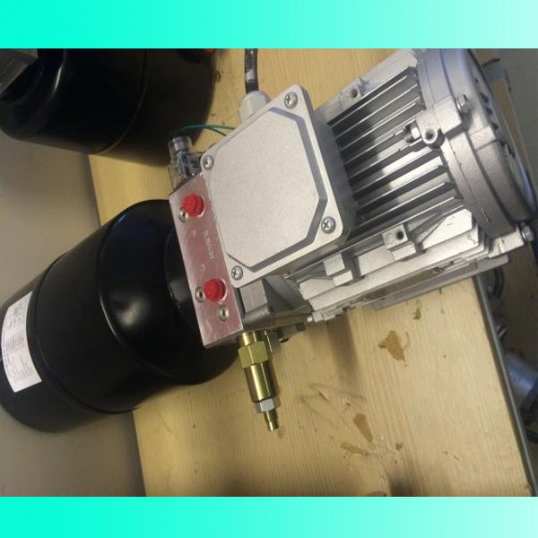 Hệ thống bơm thủy lực - Hydraulic Motor Pump